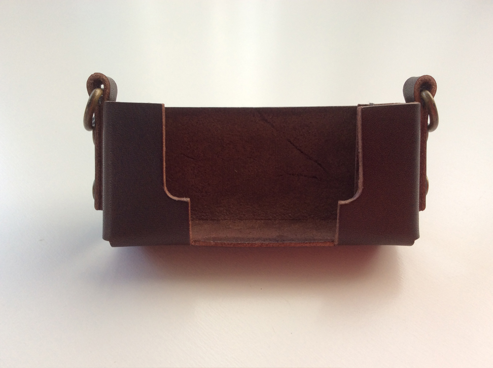 LOMO LC-Aケース・フォルダー 手作り レザー handmade leather case folder